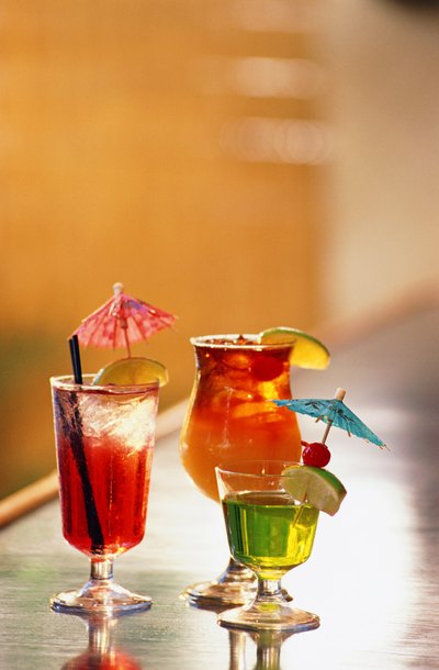 Can You Copyright an Alcoholic Drink Recipe? | LegalZoom