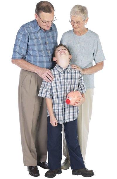 How Do Grandparents Get Custody of Their Grandchildren in