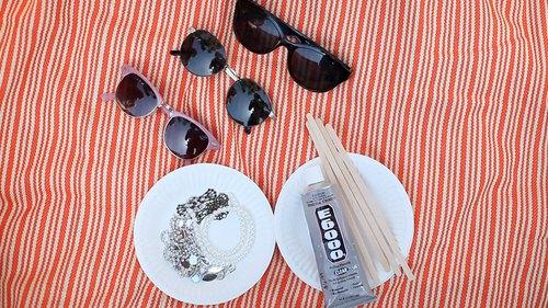 DIY Sunnies 3 Ways