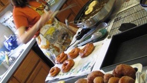 Baking Powder Doughnut Recipe