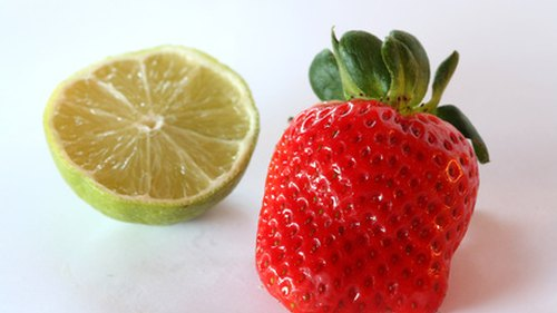 <p>Vitamin C-rich fruits include citrus and strawberries.</p>