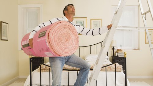 <p>Installing insulation can save big money on utility costs.</p>
