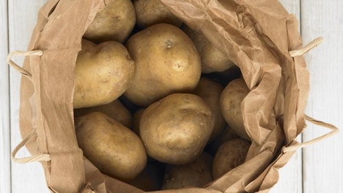 <p>Starches such as potatoes are just one type of carbohydrate.</p>