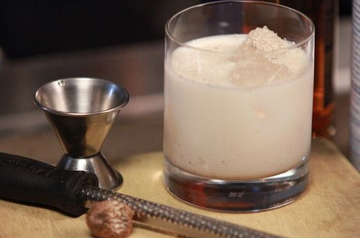 If You Have an Afternoon: Fake Your Way to Eggnog