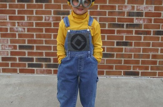 (Not so Despicable) Minion