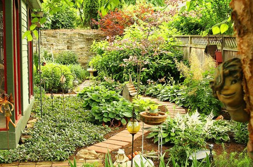 Hermann Missouri Garden Tours, June 2 - 3