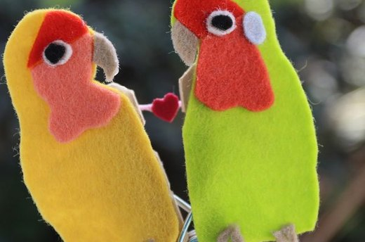 Clothespin Puppets