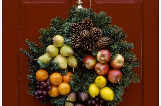 Fruity Wreath
