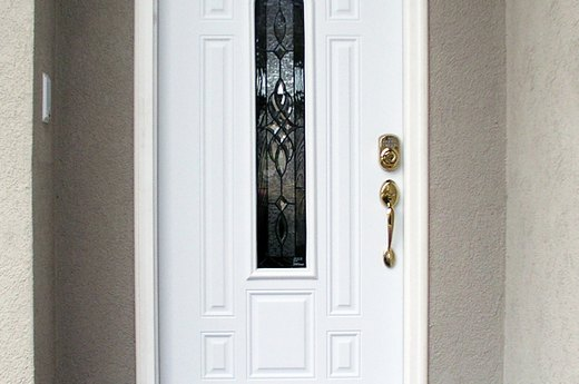 How to Install an Entry Door & Frame