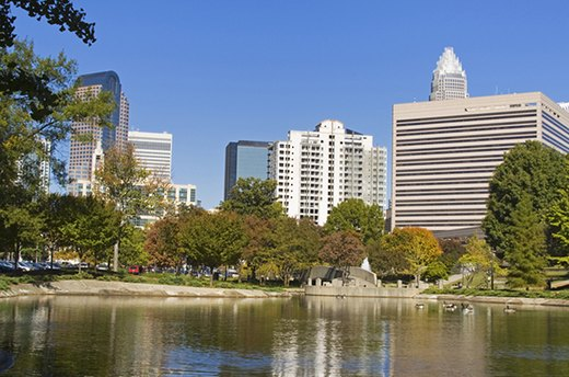 #10: Charlotte, North Carolina