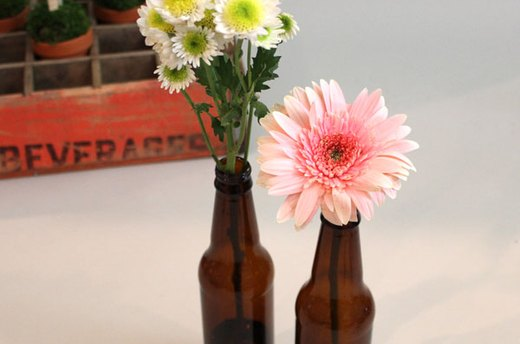 Soda Bottle Vases