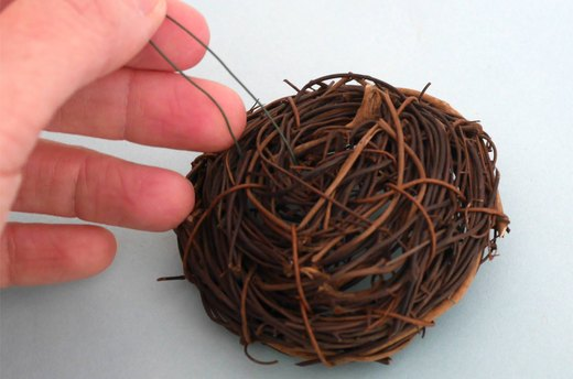 Threading Wire Through the Nest
