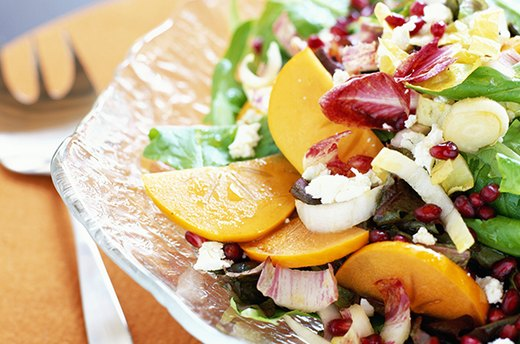 Everything Autumn Salad