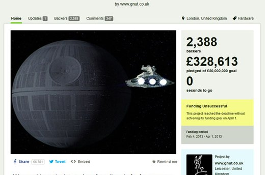 Open Source Death Star