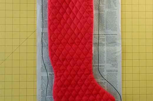 Make Your Stocking Pattern