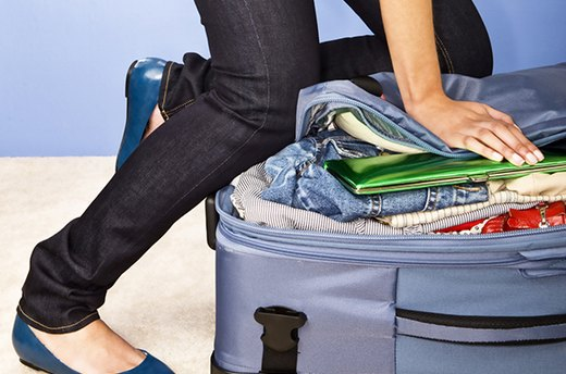 Ladies, Pack Smart for Holiday Travel