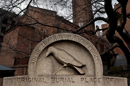Westminster Hall Burying Ground & Catacombs, Baltimore, Maryland
