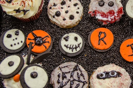 No-Bake Spookiness