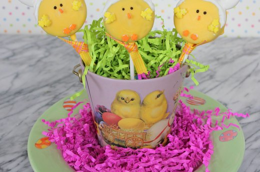 Bunny-Eared Chicks