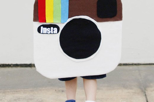 How to Make an Instagram Costume