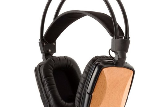 Griffin WoodTones Over-the-Ear Headphones