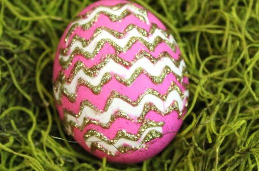 A Glittery Easter