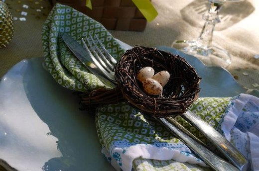 Nest Napkin Rings