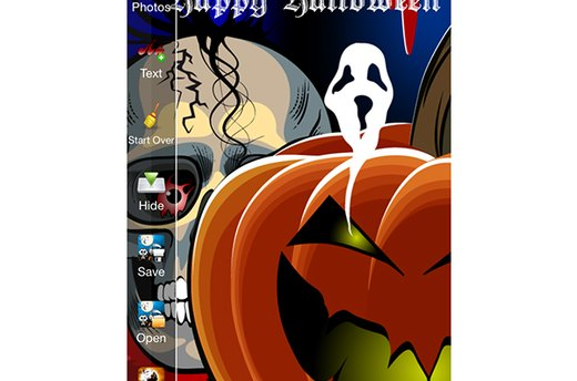 Send a Halloween Greeting Card