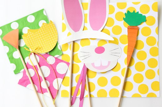 Easter Photo Printables