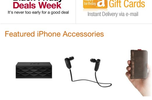 Amazon Mobile (iOS, Android, Windows Phone, BlackBerry; free)