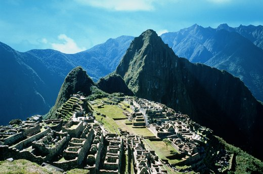 The Wonders of Machu Picchu