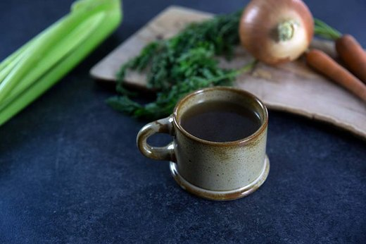 Healthy Bone Broth Recipe (Using a Slow Cooker)