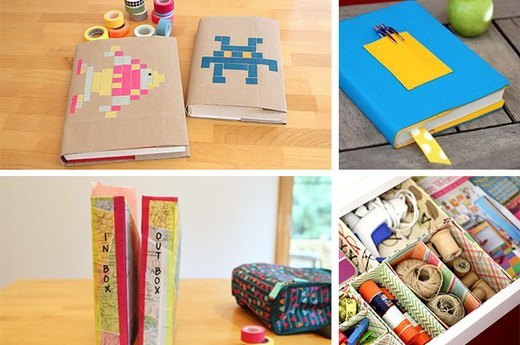 Back-to-School DIYs for Parents