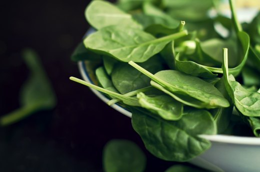 2. Spinach