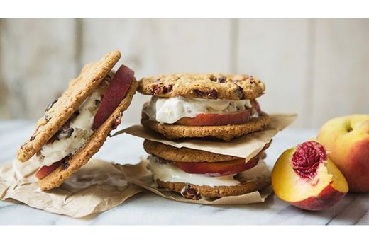 Booze Up Your Ice Cream Sandwiches
