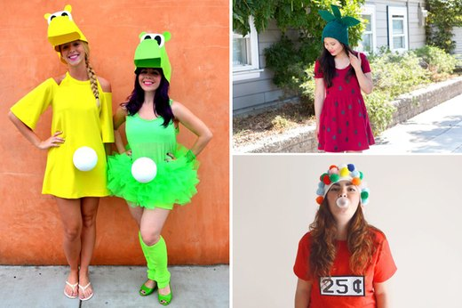21 cheap easy homemade halloween costume ideas for for Easy homemade costume ideas for kids