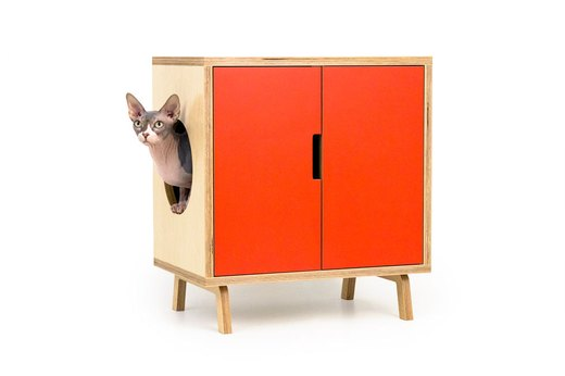 The MINI Cabinet by Modernist Cat