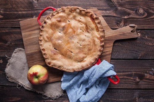Make a Homemade Apple Pie
