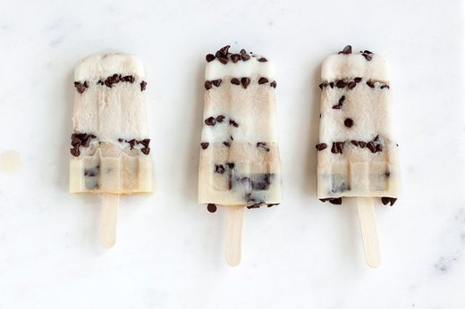 12. Cookie Dough Popsicles