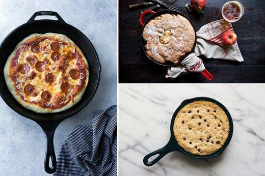 9 Easy to Make Recipes Using a Cast Iron Skillet