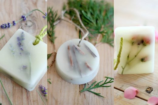 Scented Wax Bars