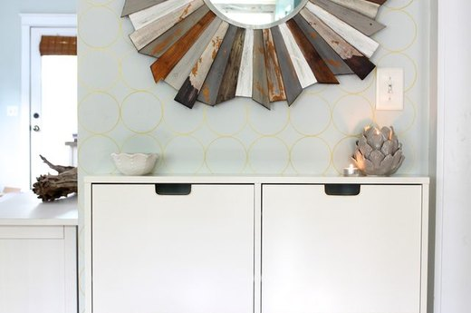 Add Style to an Entryway With This Storage Station Hack