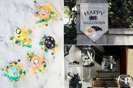 9 Ways to Prep for Halloween in One Weekend