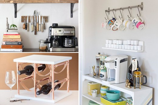 25 Easy Projects to Help Make Your Home Clutter-Free