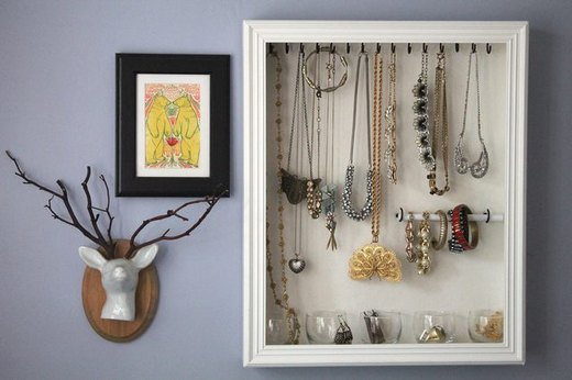 Jewelry Holder (For The More Extensive Collection)