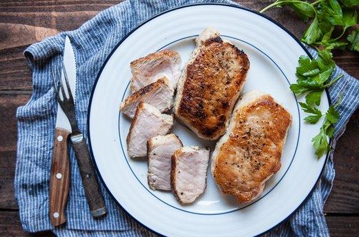 5. Juicy Pork Chops