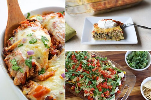 7 Casserole Recipe Ideas to Make Every Day of the Week