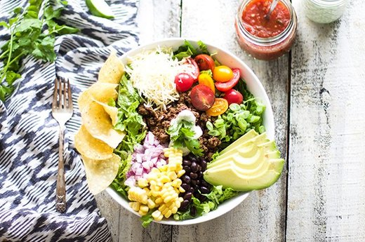 Reinvent the Taco Salad Every Week
