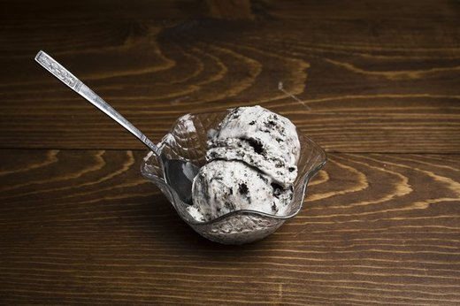 No-Churn Cookies and Cream Ice Cream