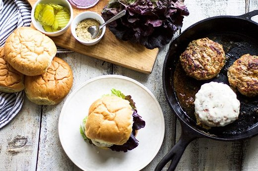 There's Never a Bad Time for Turkey Burgers